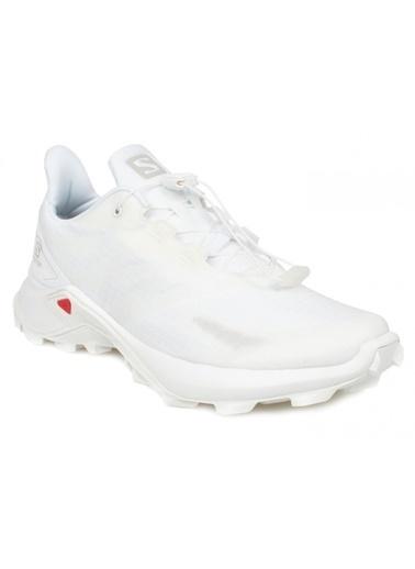 Salomon Supercross Blast W Bayan Ayakkabısı L41107500 Beyaz